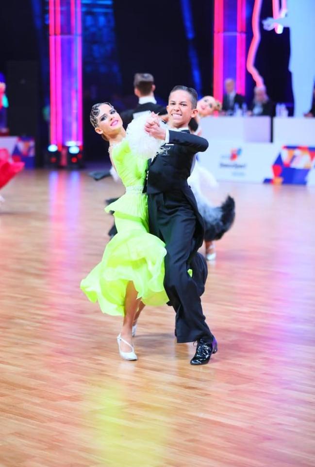 танцевальный клуб бальных танцев в москве